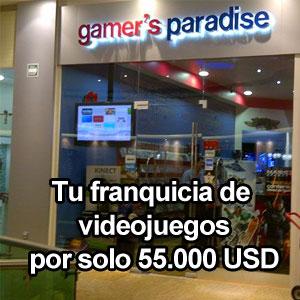 Gamers Patradise Franquicia