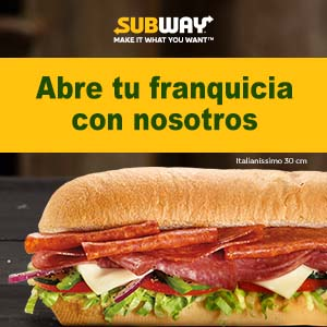 Franquicia Subway Colombia
